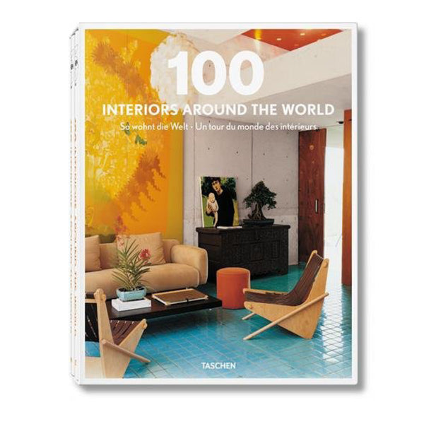 100 Interiors Around the World, 2 Vol.