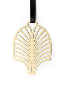 Skultuna Brass Plume Christmas Mobile
