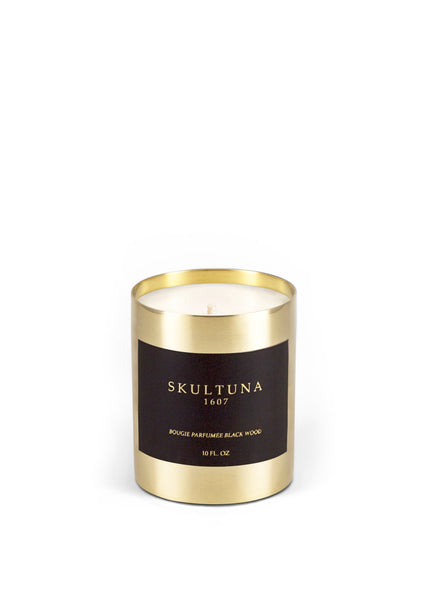 Skultuna Blackwood Scented Candle