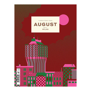 AUGUST Journal Issue 01 Milan