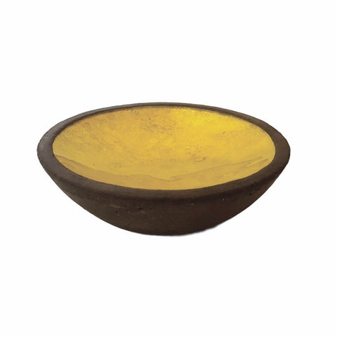 Spin Studio Round Decorative Bowl
