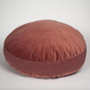 Huldra of Norway Dusty Rose Floor Pillow