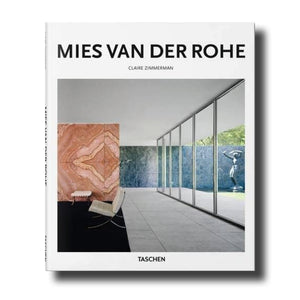 Mies van der Rohe by Claire Zimmerman