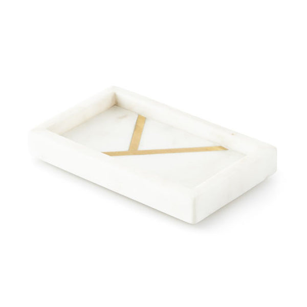 Mont Blanc Marble Soap Dish