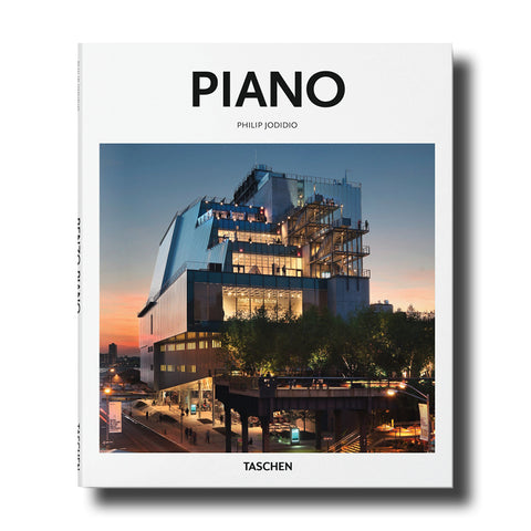 Piano by Philip Jodidio