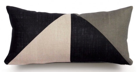 "Rouge du Rhin ""Bergen 3"" Pillow"