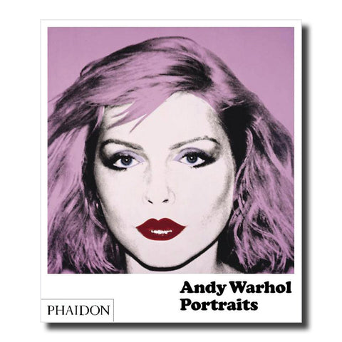 Andy Warhol Portraits by Tony Shafrazi, Carter Ratcliffe & Robert Rosenblum