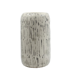 BTW Ceramics White Mist Vase