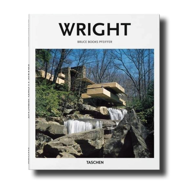 Wright by Bruce Brooks Pfeiffer