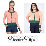 Baby Watermelon Cardigan by Voodoo Vixen