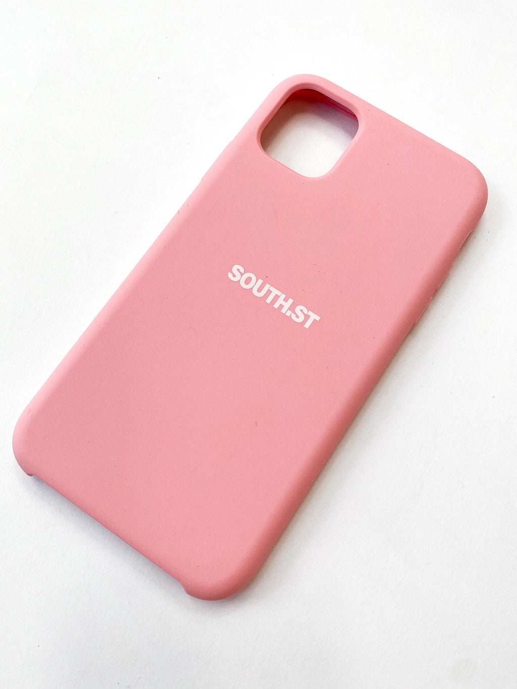 """LOGO"" iPHONE CASE - Pink"