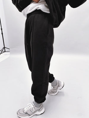 """SUNDAYS"" SWEATPANTS - Black"