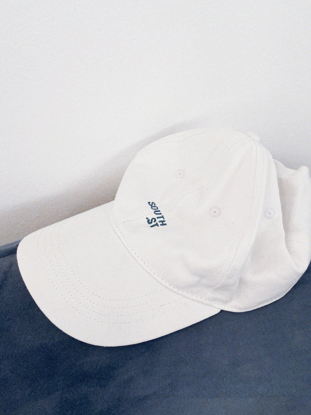 """DAD"" CAP - White"