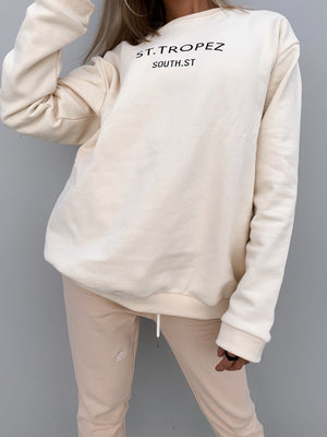 """SAINT"" SWEATER"