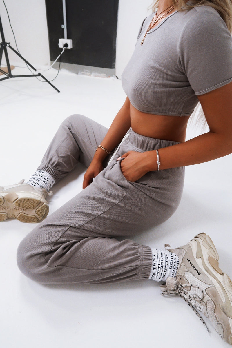 """DECADE"" SWEATPANTS"