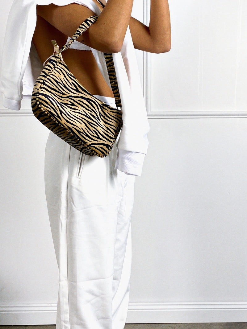 """SAHARA"" BAG - Tiger"
