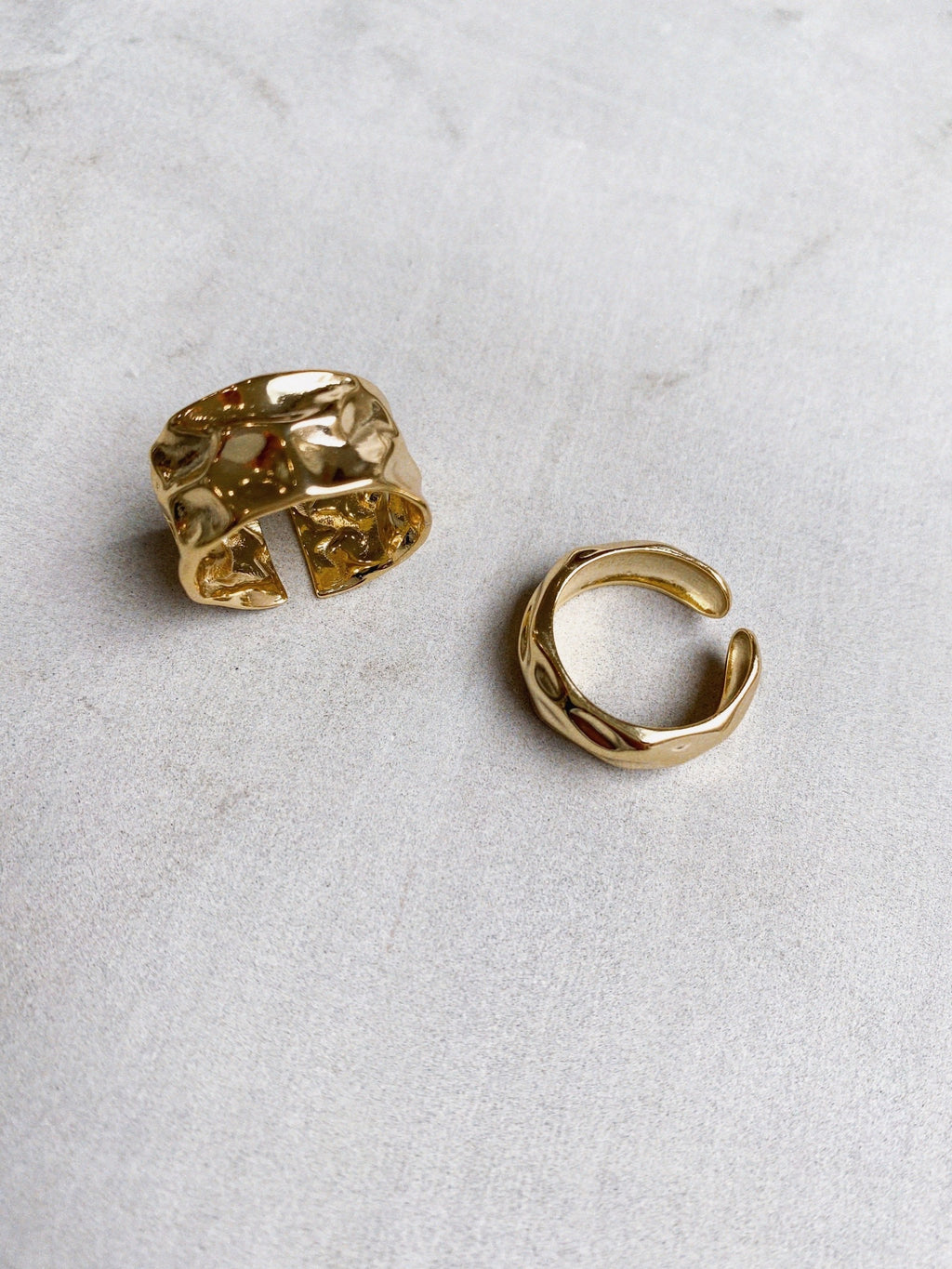 """MARSEILLE"" RINGS"