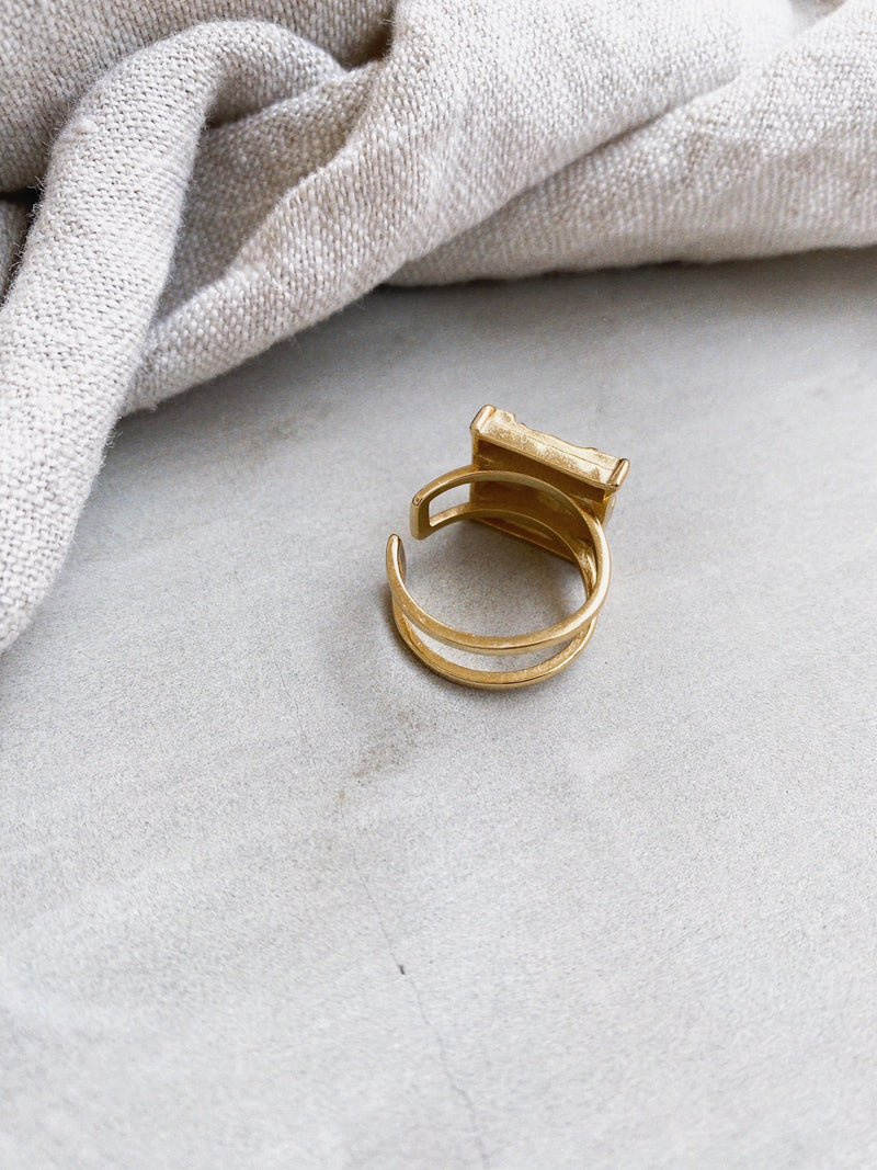 """HONEY"" RING"