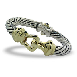 David Yurman Cable Hook Cuff