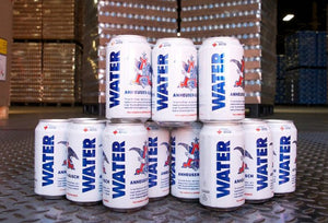 Canned Water: An Eco-Friendly Response To Hurricane Dorian's Destruction