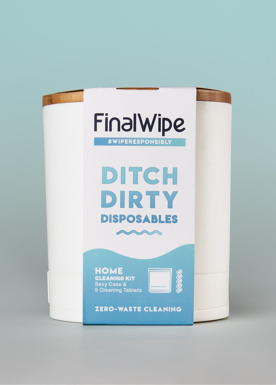 FinalWipe Container