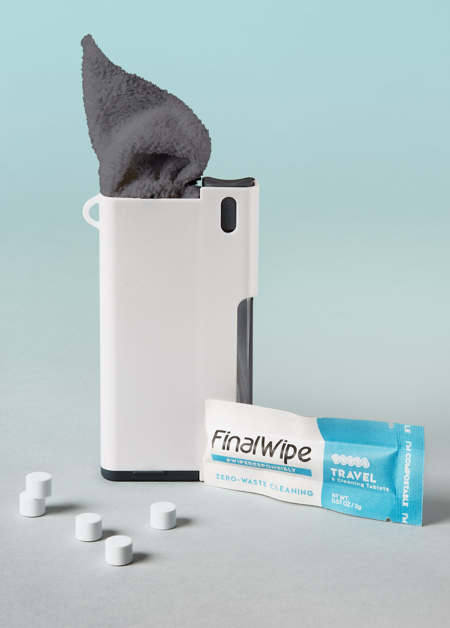 FinalWipe Travel Kit