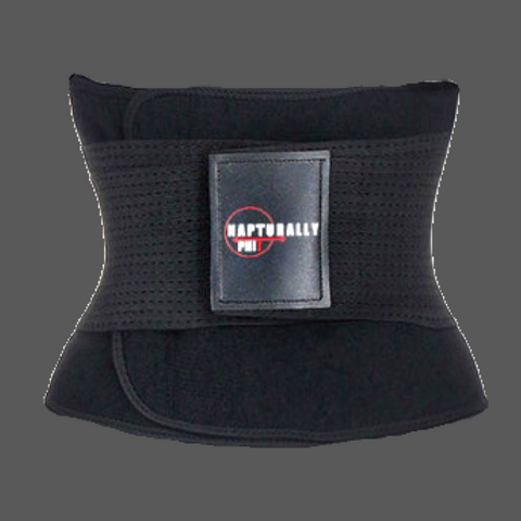 Sauna Waist Belt w/ Back Support