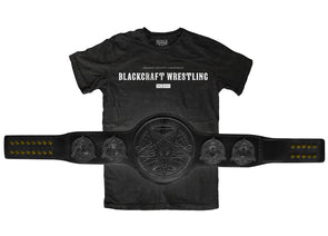 BCW Heavyweight Championship Replica Package