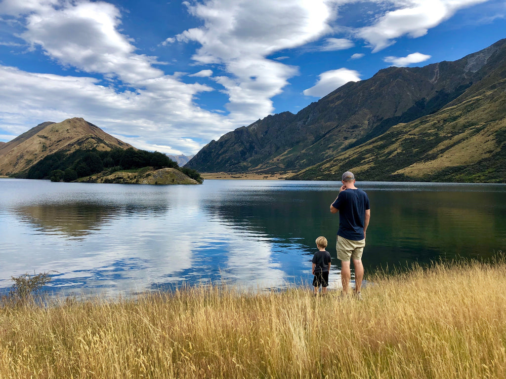 Top New Zealand Experiences and Attractions Moke Lake, Queenstown