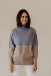 Merinosilk Lodge Funnel Neck Sweater - Kapeka NZ