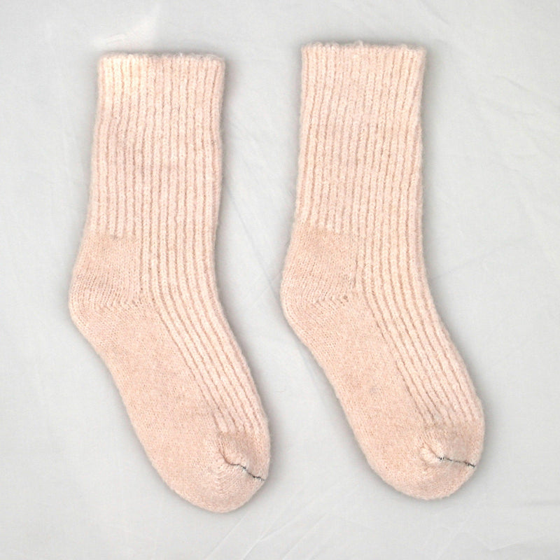 Alpaca Slipper Bed socks - Kapeka NZ