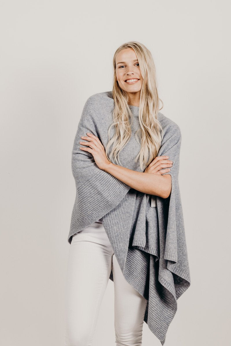 The Hills - Cashmere Wrap - Kapeka NZ