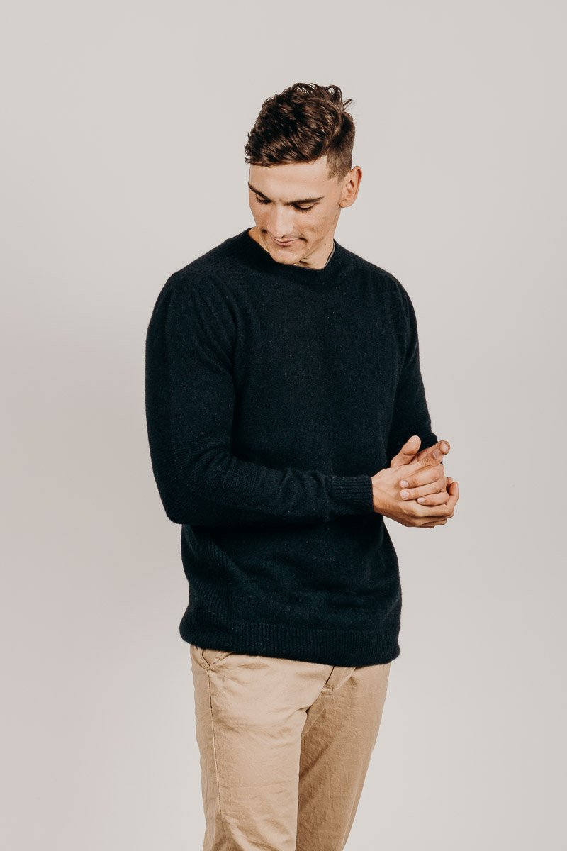 Merinosilk Heli Sweater - Kapeka NZ