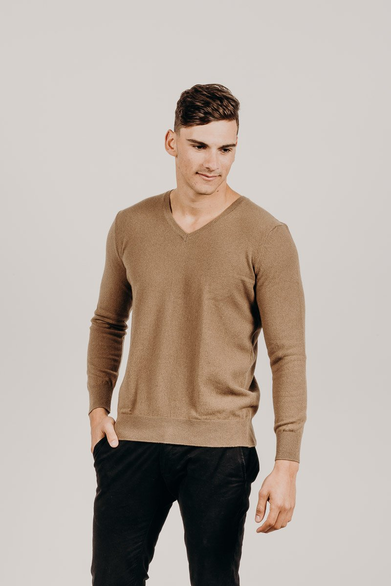 Cervelt Luxury V Neck - Kapeka NZ