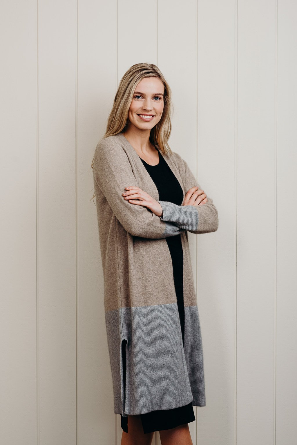 Lodge Cardigan - Kapeka