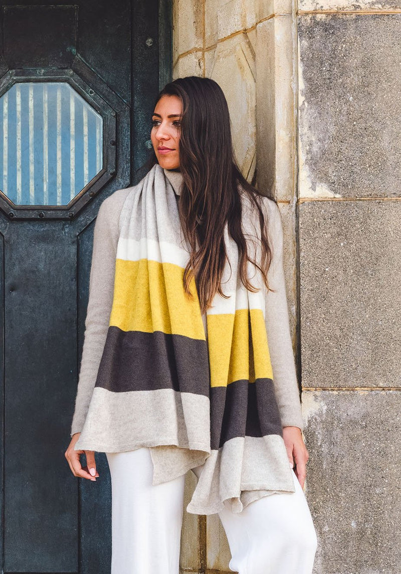 Possum Merino Queenstown Wrap - Kapeka NZ
