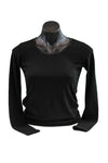 Women's Merino Crew Neck Long-Sleeved