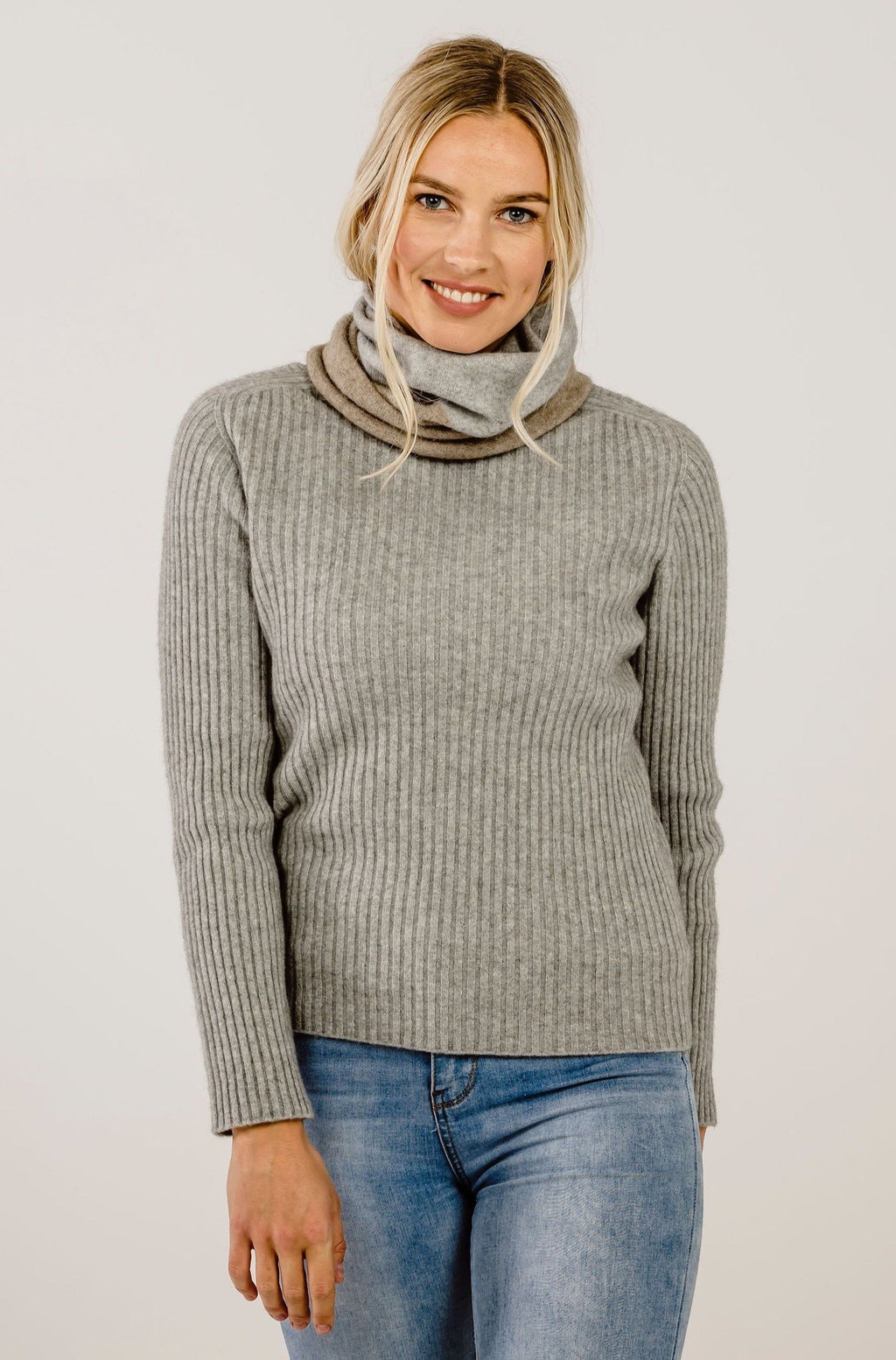 Merinosilk Lodge Neck Warmer - Kapeka