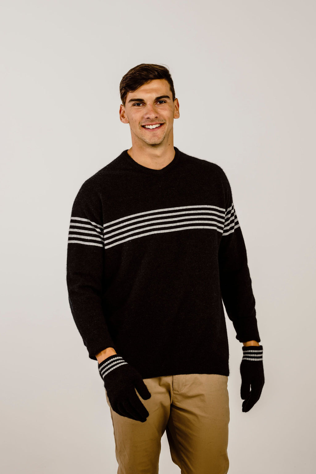 Merinosilk Everyday V Neck Sweater - Kapeka NZ