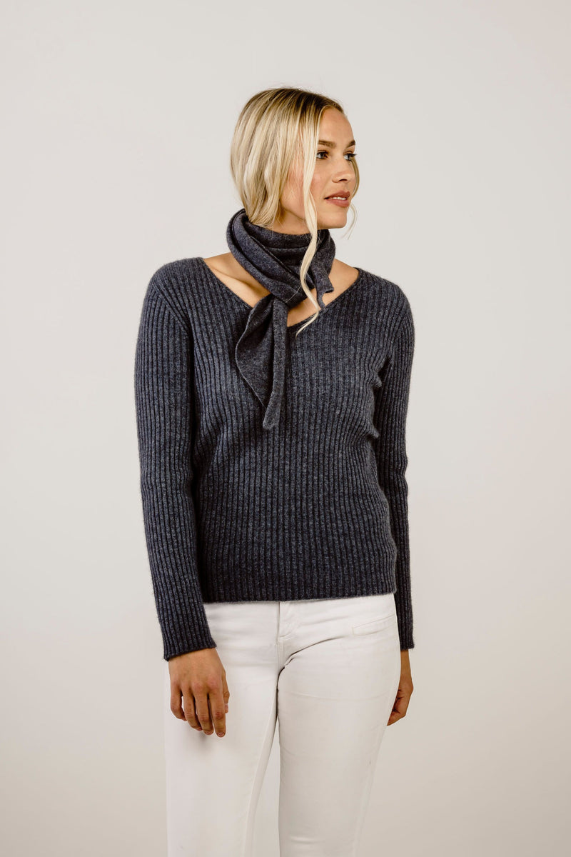 Merinosilk Lakeside Sweater - Kapeka NZ