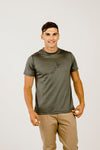 Merino Dancing Fern Short Sleeve T-Shirt