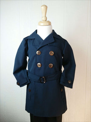 Zach's Trench Coat