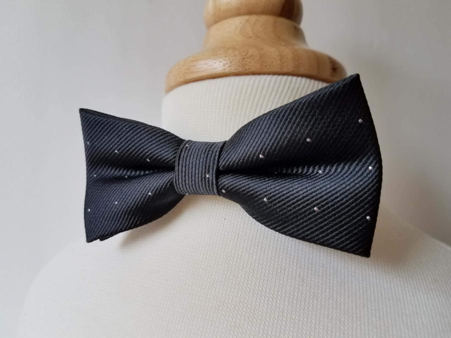 Kids Black Bows