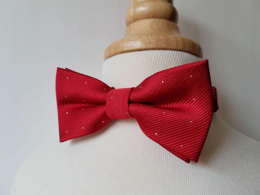 Kids Red Bows