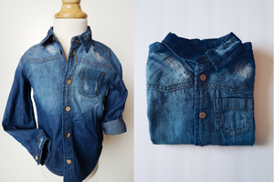 Fall Denim Shirt