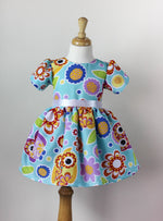 Kids Owl Dress