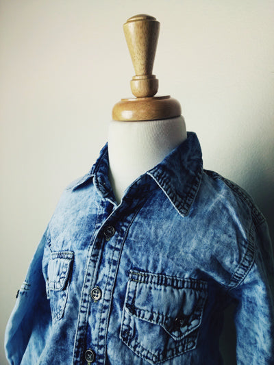 Austin Denim Shirt
