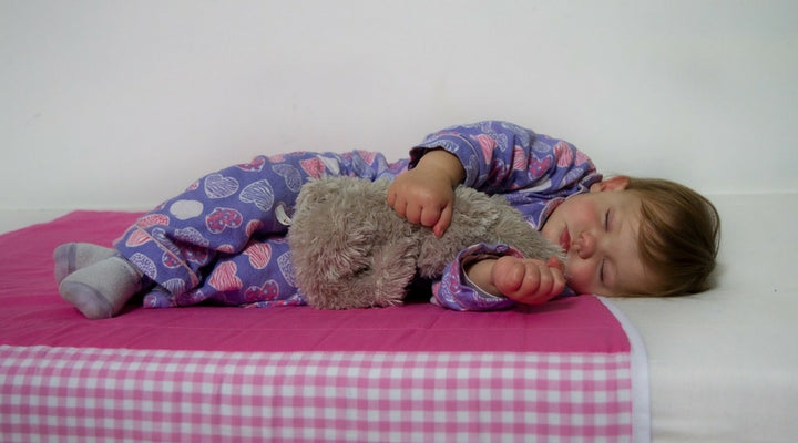 Helpful Hints for Night Time Toilet Training | Brolly Sheets NZ