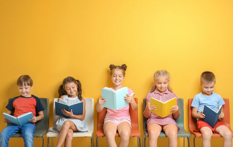 Potty training books to read to your kids