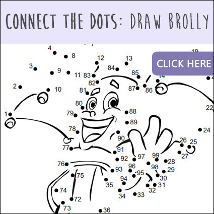 Connect the Dots: Draw Brolly